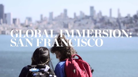 Global Immersion: San Francisco